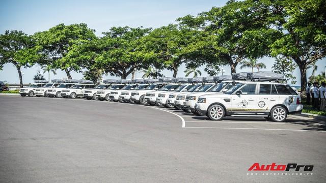 Hành trình từ trái tim ngày 5: Chùm ảnh đẹp siêu xe và dàn Range Rover tại Quy Nhơn - Ảnh 24.