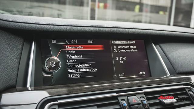 Chạy 4,5 vạn km, BMW 7-Series 2 năm tuổi rao giá dưới 2 tỷ đồng - Ảnh 11.