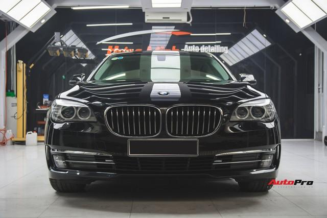 Chạy 4,5 vạn km, BMW 7-Series 2 năm tuổi rao giá dưới 2 tỷ đồng - Ảnh 17.