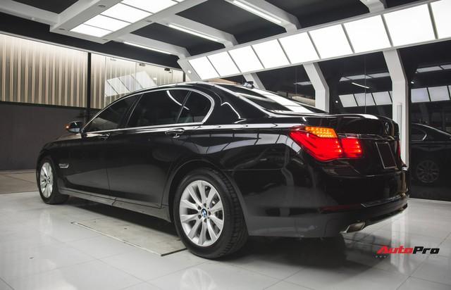Chạy 4,5 vạn km, BMW 7-Series 2 năm tuổi rao giá dưới 2 tỷ đồng - Ảnh 5.