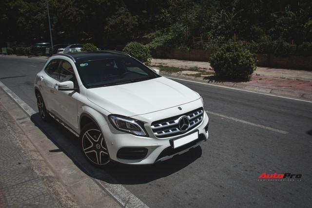 Mercedes-Benz GLA bị chủ cũ bỏ rơi sau chưa đầy 7.000 km - Ảnh 1.