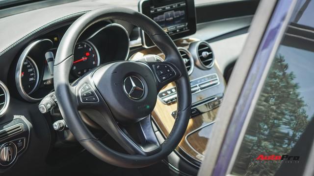 Thích trải nghiệm BMW X3, đại gia Hà Nội bán lại Mercedes-Benz GLC 250 ngay sau 1 vạn km đầu tiên - Ảnh 7.