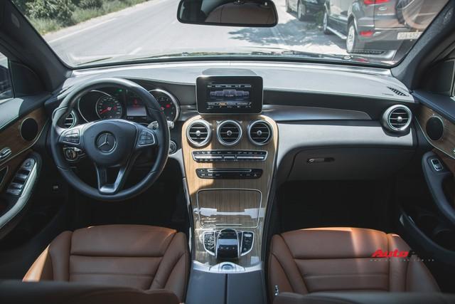 Thích trải nghiệm BMW X3, đại gia Hà Nội bán lại Mercedes-Benz GLC 250 ngay sau 1 vạn km đầu tiên - Ảnh 6.