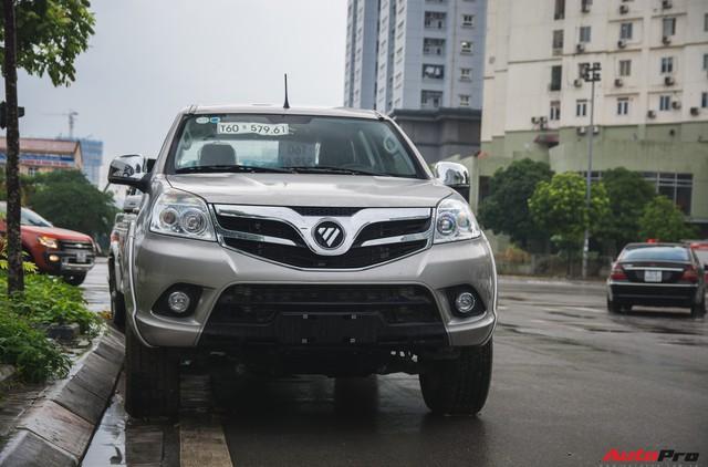 Khám phá bán tải Trung Quốc vừa về Việt Nam, cạnh tranh Ford Ranger - Ảnh 1.
