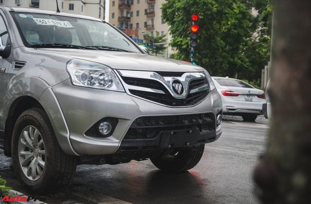 Khám phá bán tải Trung Quốc vừa về Việt Nam, cạnh tranh Ford Ranger - Ảnh 5.