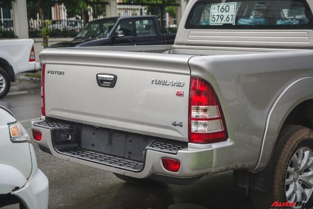 Khám phá bán tải Trung Quốc vừa về Việt Nam, cạnh tranh Ford Ranger - Ảnh 6.