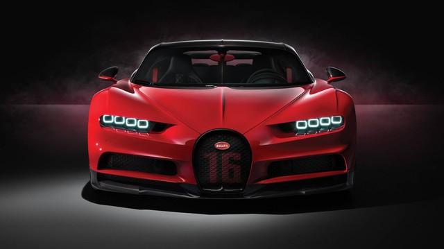 Bugatti Chiron Divo siêu đắt đỏ chuẩn bị trình làng ngay tháng tới nhưng muốn cũng không mua được nữa