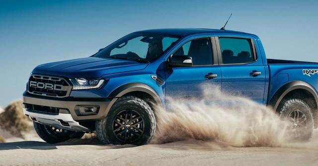 Ngang sức mạnh nhưng Ford Ranger Raptor vẫn có nhiều điểm vượt trội hơn bản Wildtrak 2018 cho khách Việt - Ảnh 3.
