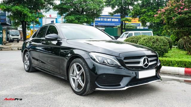 Mercedes-Benz C300 AMG có giá bao nhiêu sau hơn 2 vạn km? - Ảnh 18.