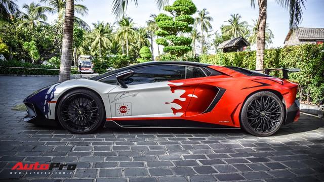 Góc ăn chơi: Quán trà sữa mời cả siêu xe Lamborghini Aventador SV độc nhất Việt Nam của Minh nhựa làm hình ảnh - Ảnh 4.