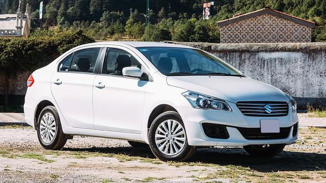 Suzuki Ciaz 2018 có giá chính thức tại Việt Nam, rẻ hơn Toyota Vios bản taxi