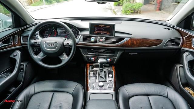Audi A6 5 năm tuổi bán ngang giá Mercedes-Benz C200 2017 chạy lướt? - Ảnh 7.