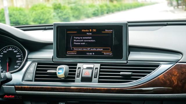 Audi A6 5 năm tuổi bán ngang giá Mercedes-Benz C200 2017 chạy lướt? - Ảnh 9.