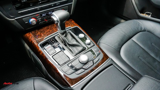 Audi A6 5 năm tuổi bán ngang giá Mercedes-Benz C200 2017 chạy lướt? - Ảnh 10.