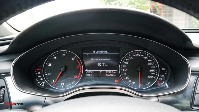 Audi A6 5 năm tuổi bán ngang giá Mercedes-Benz C200 2017 chạy lướt? - Ảnh 8.