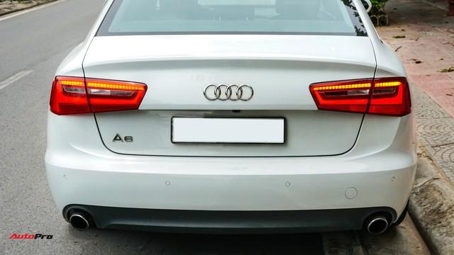 Audi A6 5 năm tuổi bán ngang giá Mercedes-Benz C200 2017 chạy lướt? - Ảnh 5.