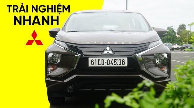 Đánh giá nhanh Mitsubishi Xpander: Động cơ 1.5L liệu có nhỏ bé so với xe 7 chỗ?