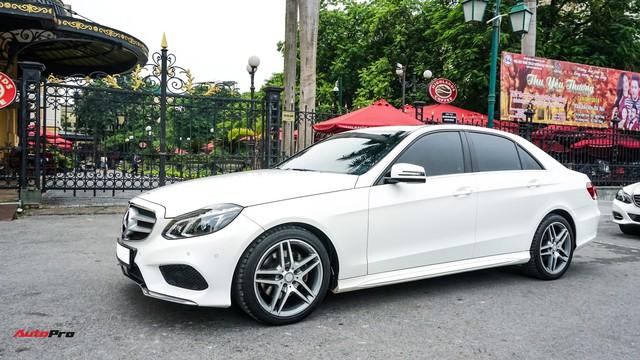 Mercedes-Benz E-Class có giá bao nhiêu sau 4 năm tuổi và gần 5 vạn km? - Ảnh 1.