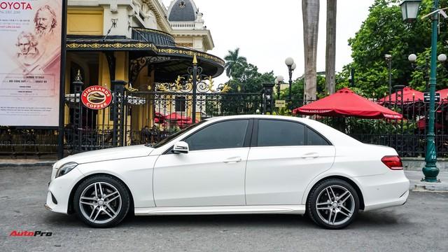 Mercedes-Benz E-Class có giá bao nhiêu sau 4 năm tuổi và gần 5 vạn km? - Ảnh 2.