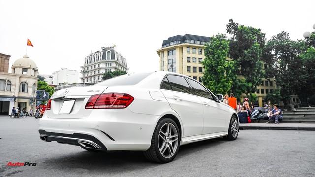 Mercedes-Benz E-Class có giá bao nhiêu sau 4 năm tuổi và gần 5 vạn km? - Ảnh 4.