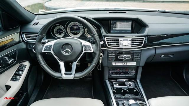 Mercedes-Benz E-Class có giá bao nhiêu sau 4 năm tuổi và gần 5 vạn km? - Ảnh 9.