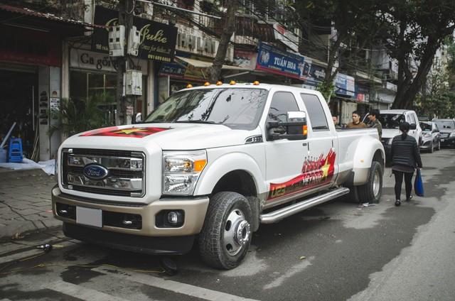 Bán tải khủng, hàng hiếm - Thú chơi đang lên của giới nhà giàu Việt - Ảnh 10.
