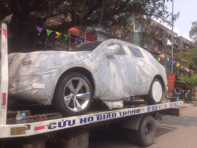 Đại gia Hải Phòng mạnh tay sắm Bentley Bentayga chính hãng màu độc nhất Việt Nam - Ảnh 1.