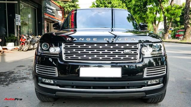Hàng hiếm Range Rover Autobiography LWB Black Edition giá 8 tỷ đồng tại Hà Nội - Ảnh 14.