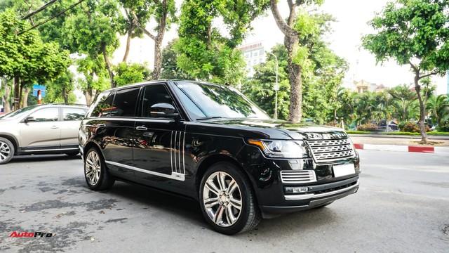 Hàng hiếm Range Rover Autobiography LWB Black Edition giá 8 tỷ đồng tại Hà Nội - Ảnh 2.