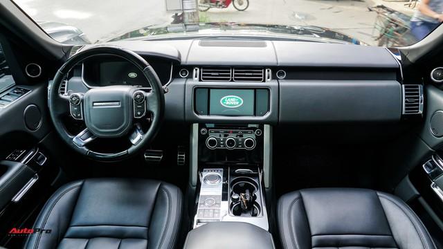 Hàng hiếm Range Rover Autobiography LWB Black Edition giá 8 tỷ đồng tại Hà Nội - Ảnh 4.