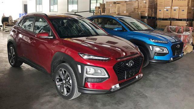 Hyundai Kona chốt lịch ra mắt Việt Nam: Đấu từ Ford EcoSport tới Mitsubishi Xpander - Ảnh 1.