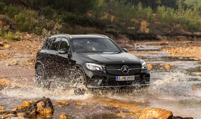 Vụ Mercedes-Benz GLC bị nước ngập vào cầu trước: Nguyên nhân và giải pháp khắc phục - Ảnh 2.