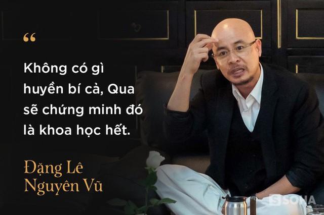 4 giờ cafe với ông Đặng Lê Nguyên Vũ: Cuộc trò chuyện đầy những bất ngờ - Ảnh 11.