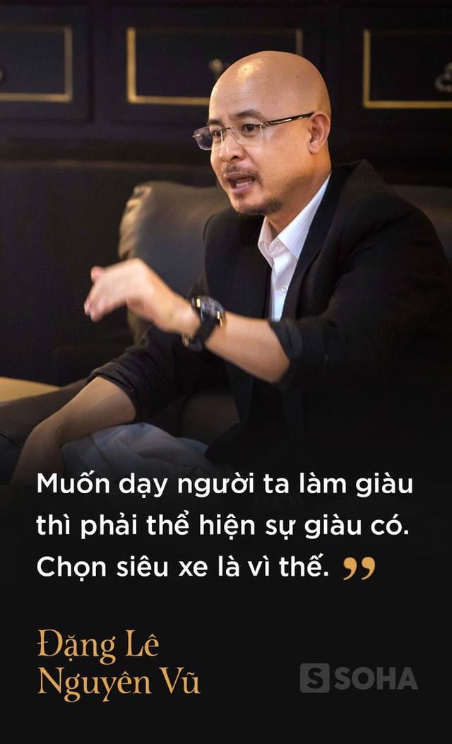 4 giờ cafe với ông Đặng Lê Nguyên Vũ: Cuộc trò chuyện đầy những bất ngờ - Ảnh 8.