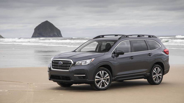 Triệu hồi nhưng không có khả năng sửa lỗi, Subaru đổi luôn xe mới cho khách hàng - Ảnh 1.