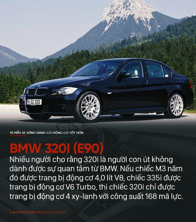 Thiết kế đẹp mắt chưa đủ, 10 mẫu xe sau xứng đáng có động cơ tốt hơn - Ảnh 7.