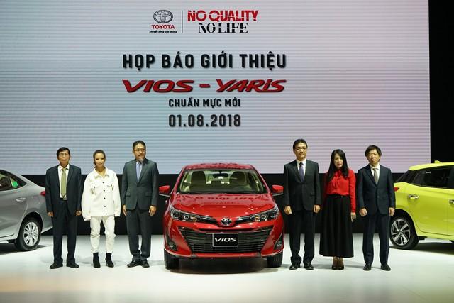 """""""Toyota Vios thành công chỉ dựa vào thương hiệu?"""" - Chuyện của quá khứ - Ảnh 2."""