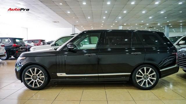 Range Rover Autobiography LWB khấu hao hơn 4 tỷ đồng so với thời điểm mua mới - Ảnh 16.