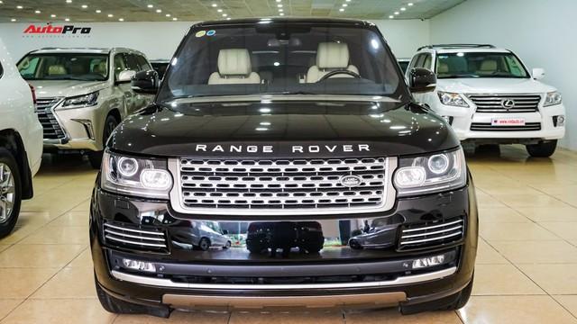 Range Rover Autobiography LWB khấu hao hơn 4 tỷ đồng so với thời điểm mua mới - Ảnh 1.