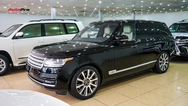 Range Rover Autobiography LWB khấu hao hơn 4 tỷ đồng so với thời điểm mua mới - Ảnh 2.