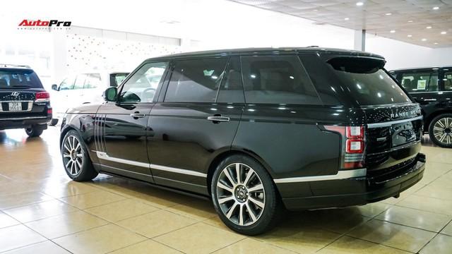 Range Rover Autobiography LWB khấu hao hơn 4 tỷ đồng so với thời điểm mua mới - Ảnh 3.