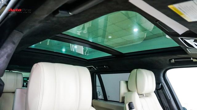 Range Rover Autobiography LWB khấu hao hơn 4 tỷ đồng so với thời điểm mua mới - Ảnh 4.