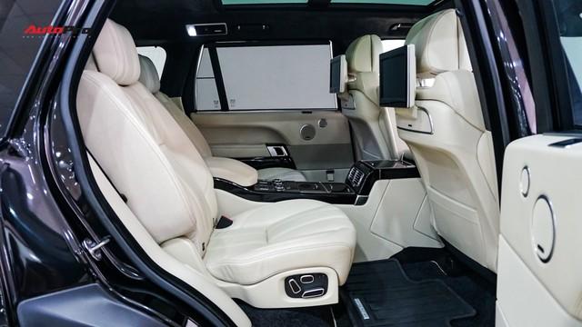 Range Rover Autobiography LWB khấu hao hơn 4 tỷ đồng so với thời điểm mua mới - Ảnh 13.
