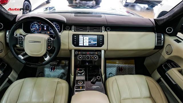 Range Rover Autobiography LWB khấu hao hơn 4 tỷ đồng so với thời điểm mua mới - Ảnh 5.