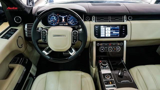 Range Rover Autobiography LWB khấu hao hơn 4 tỷ đồng so với thời điểm mua mới - Ảnh 11.