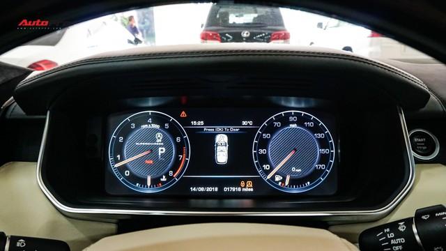 Range Rover Autobiography LWB khấu hao hơn 4 tỷ đồng so với thời điểm mua mới - Ảnh 7.