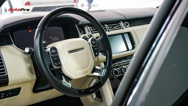 Range Rover Autobiography LWB khấu hao hơn 4 tỷ đồng so với thời điểm mua mới - Ảnh 6.