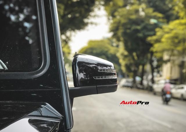 Mercedes-Benz G63 AMG bản độ Brabus hầm hố 780 mã lực của đại gia Hà Nội - Ảnh 8.