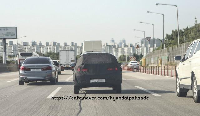 Lộ ảnh thử nghiệm đầu tiên của Hyundai Grand i10 thế hệ mới - Ảnh 3.