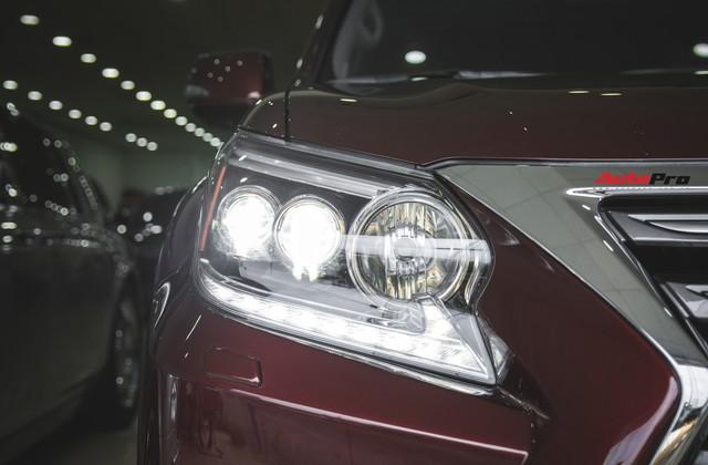 Lexus GX460 màu lạ sau 25.000 km có giá bao nhiêu ? - Ảnh 2.